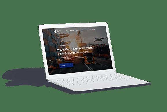 Strona internetowa dla ComplexSAD