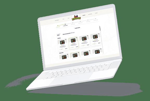 Platforma e-commerce dla cateringu dietetycznego Fitgang