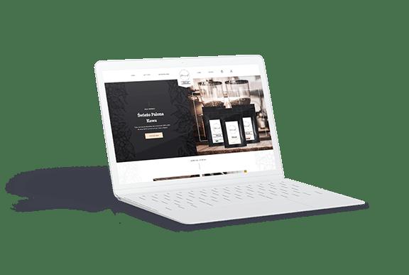 Sklep internetowy dla dystrybutora kawy NO.54